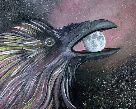 Raven Moon by Amy Reisland-Speer