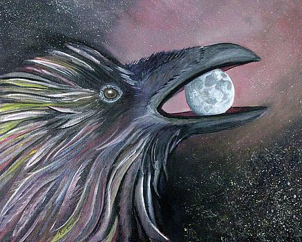 Raven Moon by Amy Reisland-Speer