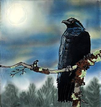 Raven Moon by Linda Marcille
