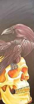 Raven by Nephtali Brugueras  jr