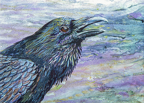 Dee Carpenter - Raven Study 4