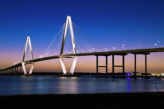 Ravenel Bridge 2 by Bill Barber