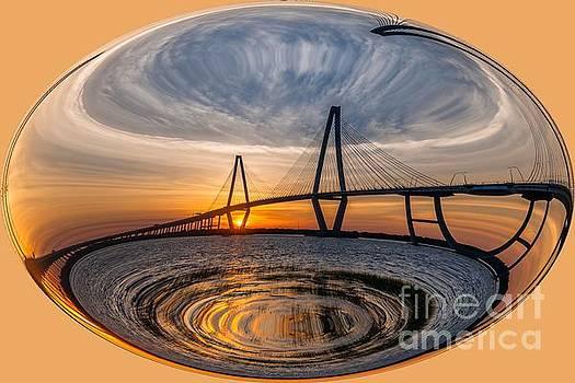 Dale Powell - Ravenel Bridge Sphere