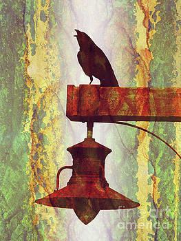 Ravens Post by Robert Ball