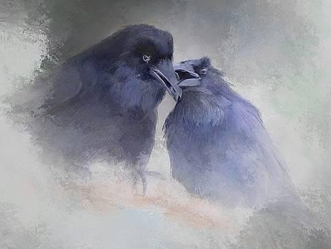 Ravens by Richard Okun