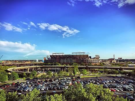 Ravens Stadium by Chris Montcalmo