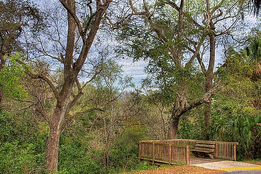 John M Bailey - Ravine Gardens State Park Rest Stop