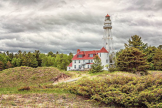 Susan Rissi Tregoning - Rawley Point Lighthouse