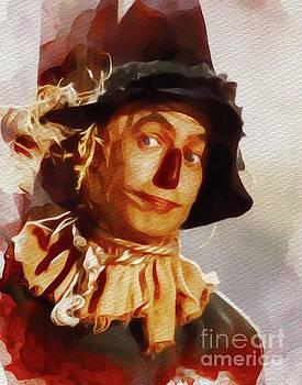 John Springfield - Ray Bolger as The Scarecrow