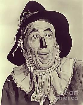 John Springfield - Ray Bolger, Scarecrow