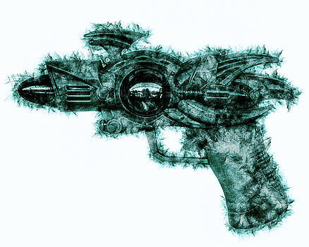 Ray Gun  by Michael Arend