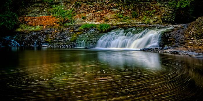 Dave Hahn - Raymondskill Falls - Upper