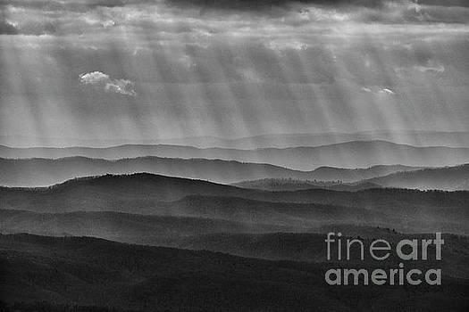 Rays and Ridges by Thomas R Fletcher