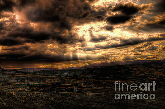 Rays of Hope by Selim Aydin