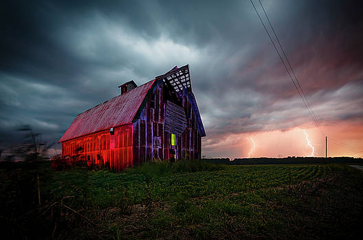 RBG Barn Storm by Notley Hawkins