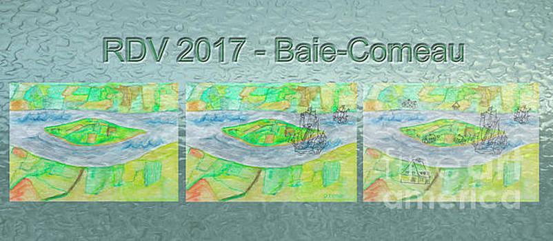 Dominique Fortier - RDV 2017 Baie-Comeau Mug Shot