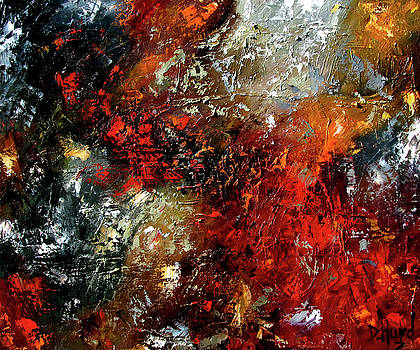 Reaction by Debra Hurd