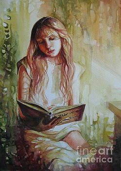 Reading by Elena Oleniuc