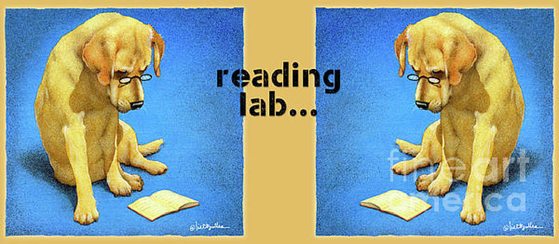Will Bullas - reading lab...