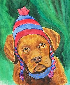 Ready for Winter by Ruth Mabee