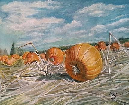 Ready To Harvest by Nigel Wynter