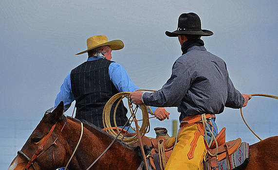 Ready to rope by Susie Fisher