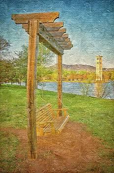 Ready to Swing at Furman, Greenville, South Carolina by Flying Z Photography by Zayne Diamond