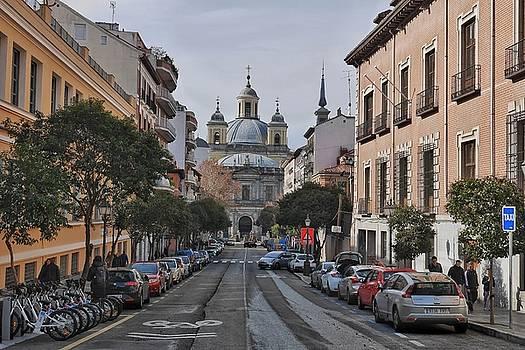 Real Basilica de San Francisco el Grande in Madrid, Spain by Steffani Cameron