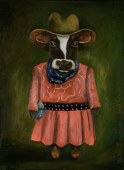Leah Saulnier The Painting Maniac - Real Cowgirl