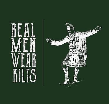 Heather Applegate - Real Men Wear Kilts