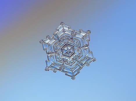 Real snowflake - 05-Feb-2018 - 2 by Alexey Kljatov