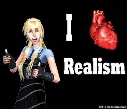 Realism by Robert Moore