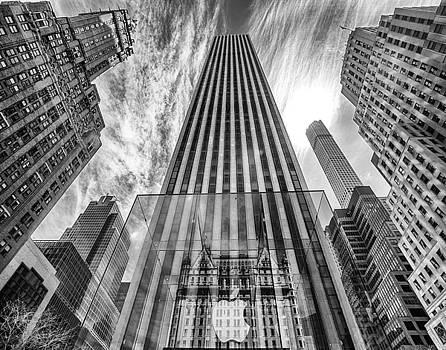 Really Big Apple by John Dryzga