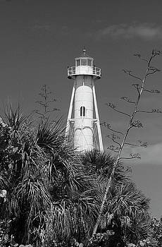 Rear Range Lighthouse by Cindi Ressler