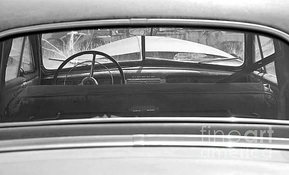 Rear Window by Glennis Siverson