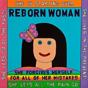 Reborn Woman by MaryAnn Kikerpill