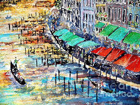 REcalling Venice 02 by Alfred Motzer