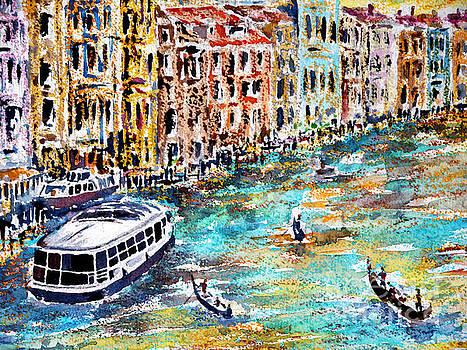 Recalling Venice 01 by Alfred Motzer