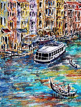 Recalling Venice 04 by Alfred Motzer