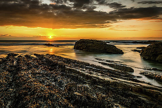 Receding Tide by Nick Bywater