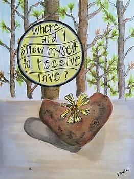 Receive Love by Vonda Drees