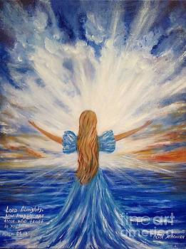 Faith  by Olha Hernandez