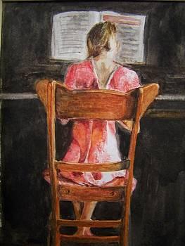 Recital Practice by Susan Kneeland