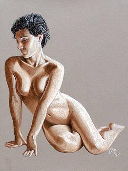 Joseph Ogle - Reclining Figure