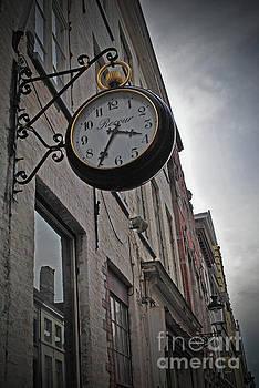 Jost Houk - Recour Horlogebedrijf