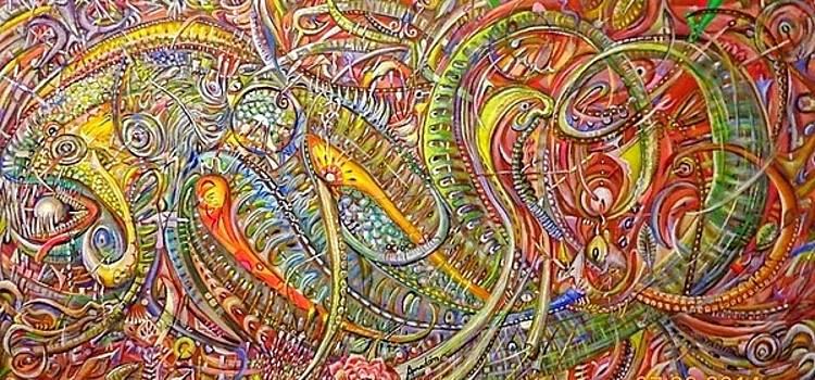 Rectiles by Amado Gonzalez