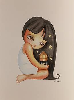 Recuerdos bonitos en noches oscuras by Alejandra Baiz