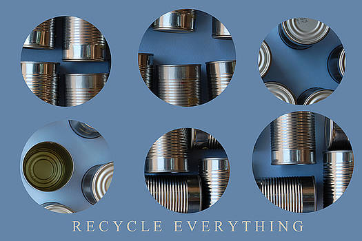 Recycle Everything by George Olney