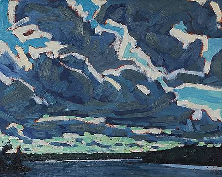 Recycled Clouds by Phil Chadwick