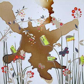 Recycled Garden 2 by Soraya Wallace